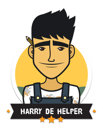 Harry de Helper